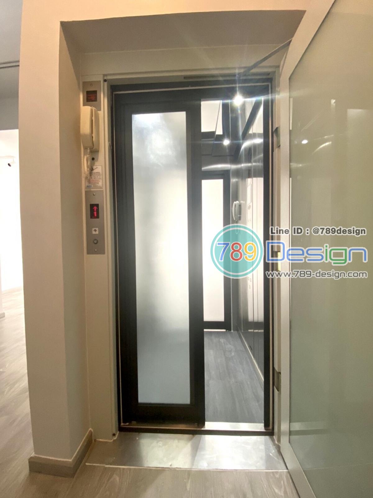 ประตูเลื่อน-สวิง ( PC DOO )